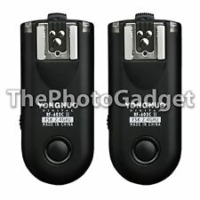 Yongnuo Improved RF-603 II Wireless Radio Flash Trigger Set for Nikon N1