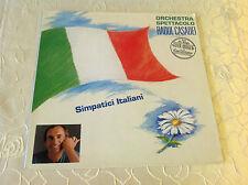 """Raoul CASADEI/ORCHESTRA SPETTACOLO (LP) """"SIMPATICI ITALIANI"""" [Baby Rec.] M -"""