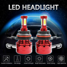 9004 HB1 1800W 270000LM LED Headlight Kit Hi/Lo Beam Bulb White 6000K High Power