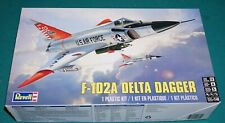 F-102A Delta Dagger Revell 1/48 Complete & Unstarted.