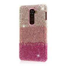 EMPIRE GLITZ Slim-Fit Case + Screen Protector for LG G2 - Pink Waterfall