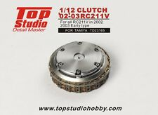 1:12 2002>2003 Honda RC211V Clutch detail set by Top Studio ~ TD23165 ~ Tamiya