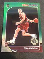 Dylan Windler 2019-20 Hoops Premium #221 Green Prizm RC Cavaliers