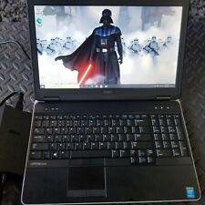 New listing Dell Latitude E6540 Laptop 640Gb Hdd, Intel Core i5 4th Gen., 2.6Ghz, 8Gb Ram