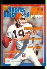 1988 Sports Illustrated: Bernie Kosar- Cleveland Browns & 49ers