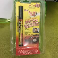 3 X Fix it Pro-Car Scratch Repair Pens, Saves Your Money-Paint Pen Car Care