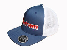 Wolfram Trucker Basecap Navy / Weiß L/XL
