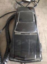 Téléphone fixe filaire forme voiture vintage 70 noir