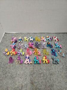 My Little Pony Mini Figurines Lot of 30