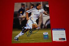 LANDON DONOVAN LA galaxy england world cup signed PSA/DNA 8X10