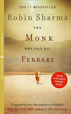 The Monk Who Sold his Ferrari by Robin Sharma Paperback Book New
