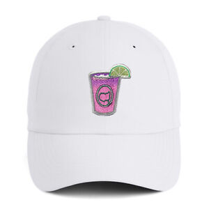 Transfusion Drink Augusta Inspired Imperial Tour Performance Hat White
