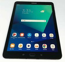 """MINT Samsung Galaxy Tab S3 T827V 32GB Wi-Fi+4G LTE(Verizon) 9.7"""" Black w Stylus"""
