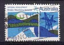 AUSTRALIA = QE2 era, 1970 National Development 7c. - **VARIETY** - FINE USED.