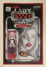 "LADY DEATH DEVOTIONS #1 • DEATH WARS ""CLASSIC"" EDITION • ACTION FIGURE VARIANT"