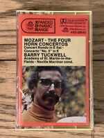 Barry Tuckwell Mozart Horn Concertos Cassette Tape XDR New Sealed