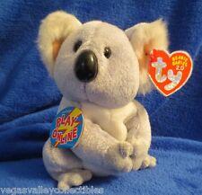 Ty Beanie Baby 2.0 Aussie the Koala Bear 2008