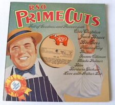 "RSO Prime Cuts   UK 10"" COMPILATION LP Eric Clapton, Bee Gees, Love etc"