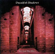 DREADFUL SHADOWS : BEYOND THE MAZE / CD - TOP-ZUSTAND