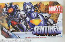 Marvel Universe 16'' SENTINEL WOLVERINE X-Men Avengers Action Figure Hasbro