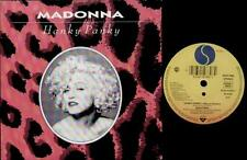 """Madonna Hanky Panky 7"""" PS, questione tedesca, ALBUM VERSIONE B/N più-VERSIONE ALBUM,"""