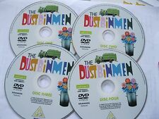 THE DUSTBIN MEN - Discs 1,2,3 & 4 starring Bryan Pringle, Trevor Banniste{DVD}