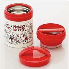 Sanrio Hello-Kitty Comic  Delica pot thermos bottle 300ml