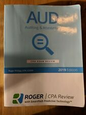 2019 Roger CPA Review AUD book