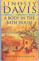 Lindsey Davis - A Body in the Bath House (Falco #13) - 2002 p/b