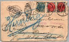 GP GOLDPATH: DENMARK COVER 1901 _CV634_P25