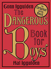 Conn Iggulden SIGNED The Dangerous Book for Boys Hardback 1st/1st edition UK