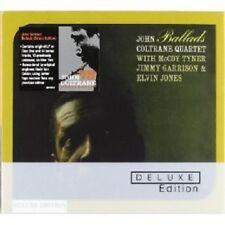 JOHN COLTRANE - BALLADS (DELUXE EDITION) 2 CD NEW!