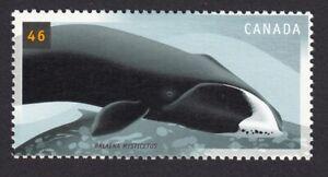 BOWHEAD WHALE = OCEAN = 2000 Canada #1870 MNH