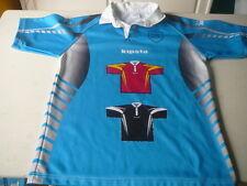 maillot de rugby Kipsta maillot de démonstration T 4  bleu