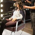 All Purpose Hydraulic Barber Chair Styling Salon Hair Beauty Spa Equipment Brown