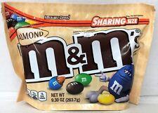 M&M's Milk Chocolate Almond Candies 9.30 oz Sharing Bag M&M M&M's