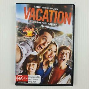 Vacation DVD - Ed Helms, Christina Applegate - Region 4 - TRACKED POST