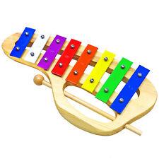 Keepdrum Kgs-C Kinder-Glockenspiel en Bois