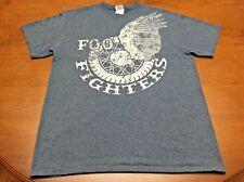 Foo Fighters Gray Shirt Adult Medium