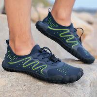 Men Beach Aqua Socks Barefoot Water Shoes Quick Dry for  Sports Hiking Swimming