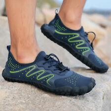 Men Beach Aqua Socks Barefoot Water Shoes Quick Dry for  Sports Hiking Swimming
