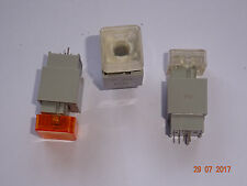 Taster TSS 17,5 / nicht rastend TGL 34716 mit Kappen, 3 Stück