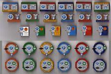 Roma European Clubs Football Badges & Pins