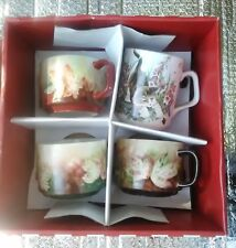Fa 00004000 Ncy Ceramic Painted Cups/Mugs 3 Of A Kind 1 In Classy Difference Sign!Holiday