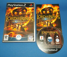 The Lord of The Rings - The Third Age (PS2)