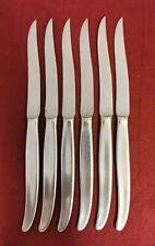 Wmf Stockholm Cromargan 6 Steakmesser 25 cm
