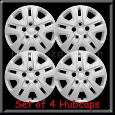 "17"" Dodge Grand Caravan Silver Bolt On Hubcaps, Wheel Covers Set of 4 2014-2019"