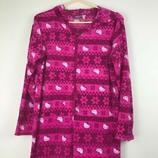 468466bf99 Hello Kitty One piece womens one piece pajama size L