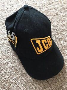 JCB Baseball Cap 65 Year Anniversary VIP Visitor