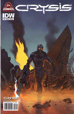 CRYSIS #2 - Cover A - New Bagged
